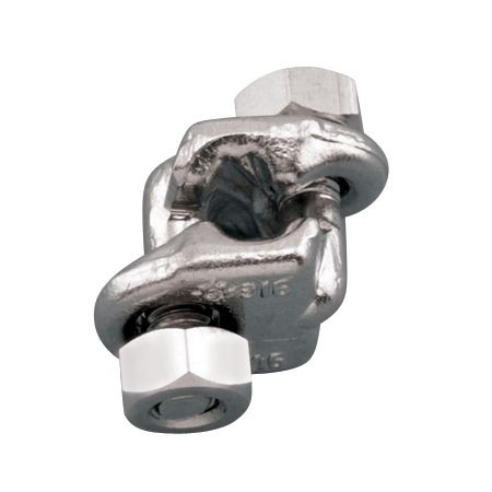 Wire Rope Clips - Stainless Steel - Hardware